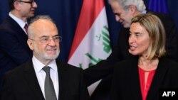 Архивска Фотографија, Средба на Еврокомесарката Федерија Могерини со иранскиот министер за надворешна политика Ибрахим ал Џафари