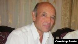 Узбекский фермер-правозащитник Аликул Саримсоков.
