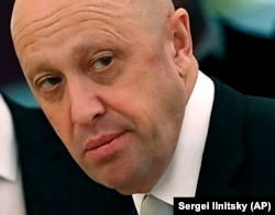 Yevgeny Prigozhin is a Kremlin-linked businessman who controls an array of organizations that Western governments say conduct various forms of interference abroad.