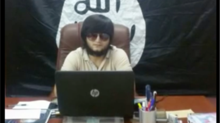 Tajik militant Abu Daoud Tochiki in Syria as a member of Islamic State