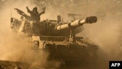 Ізраільская мабільная артылерыя