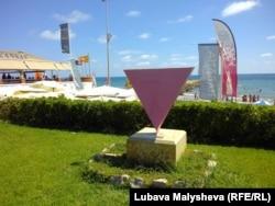 памятник ЛГБТ в Ситжесе