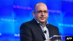 Former Washington Post Tehran bureau chief Jason Rezaian (file photo)