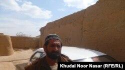بلوچستان: په سرخاب پنډغالي کې اوسېدونکی جمعه خان چې ځوان زوی زلمی یې په افغانستان کې د ماین پاکۍ له موسیسې سره د کار کولو پر مهال د طالبانو له خوا ووژل شو