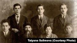 Семья Ромацких