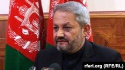 د افغانستان د روغتيا وزیر فیروز الدین فیروز