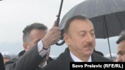 Президент Азербайджанской Республики Ильхам Алиев. 12 марта 2013.