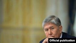 Ղրղըստանի նախագահ Ալմազբեկ Ատամբաև, արխիվ