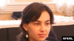 Диләрә Сөләйманова, яшҗ галимә, конференцияне оештыручыларның берсе