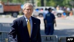 Джордж Буш вернулся домой с чувством выполненного долга