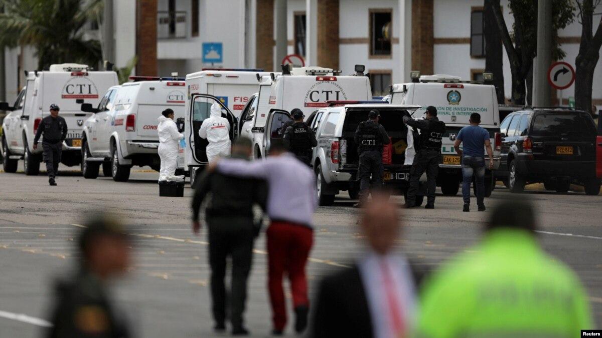 Sulm me makinë bombë në Kolumbi  20 persona të vdekur