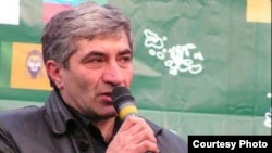 Farid Babayev, the slain leader of Daghestan's Yabloko branch