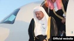 Председатель Меджлиса аш-Шура Королевства Саудовской Аравии Абдуллох ибн Мухаммад ибн Ибрахим Оли Шейх