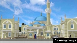 Aqmescitte Seit-Settar camisiniñ rekonstruktsiya leyhası