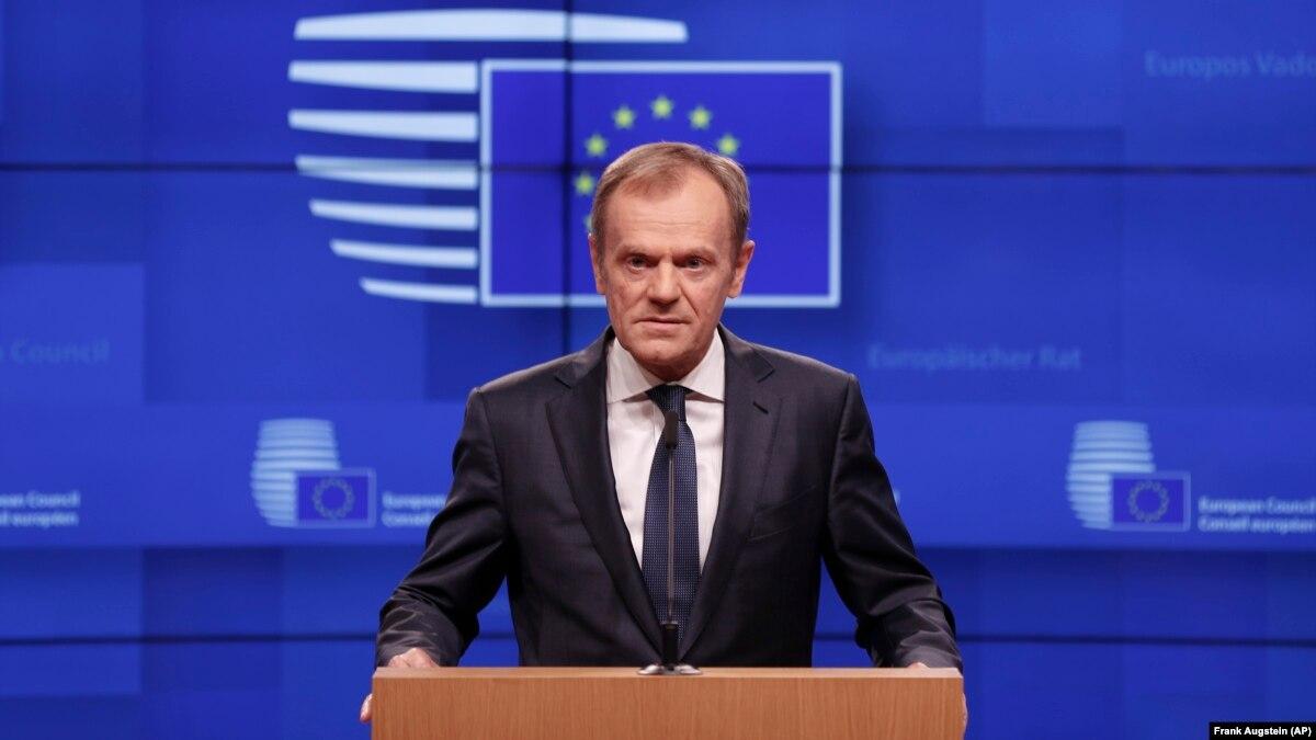 Brexit можно отложить при условии голосования о соглашении с ЕС в парламенте Британии – Туск