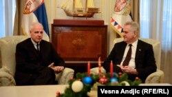 Tomislav Nikolić i Hajnc Vilhelm