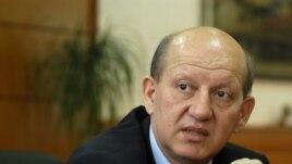 Zoran Stankovic was a Serbian minister of defense in 2005-07. - 9B519EC0-F89D-4673-B6CC-65FC04F33373_w268_r1