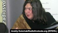 Марина Лужикова, президент Фонду регіональних стратегічних досліджень (Москва)