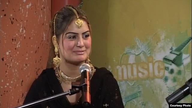 Murdered Pashto singer Ghazala Javed