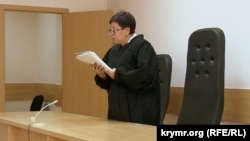 Судья Марина Кирюхина