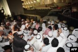 Демонстрація в столиці Кувейту в листопаді 2011 року