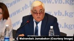 Майрамбек Жумабеков