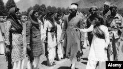 Indijski premijer Nehru u poseti Pakistanu 1947. godine