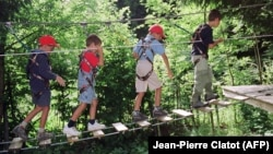 Askeri, ili u prijevodu vojnici, djeca su koju je, na kampovanje povelo istoimeno Udruženje (Ilustrativna fotografija)