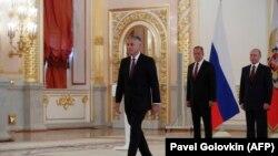 Джон Хантсман в Кремле