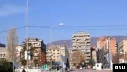 Kosovska Mitrovica, arhivska fotografija