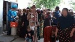 Türkmenbaşyda azyk harytlaryny kartoçkalar boýunça satmak düzgüni girizildi