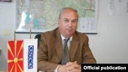 Амбасадорот на ОБСЕ Ралф Брет