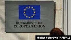 Sjedište EU u Sarajevu - ilustracija