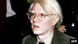Энди Уорхол. Снимок 1975 года