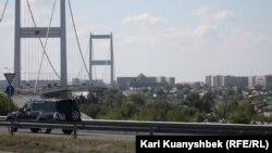 В городе Семее в Восточно-Казахстанской области.