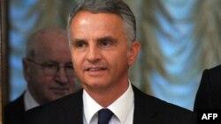 Міністр закордонних справ Швейцарії, голова ОБСЄ Дідьє Буркгальтер