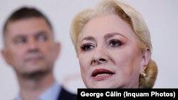 Viorica Dăncilă a vorbit despre un congres extraordinar, însă nu îl vede organizat curând