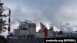 Так выглядае новы завод беленай цэлюлёзы ў Сьветлагорскім раёне