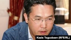 Политолог Расул Жумалы.