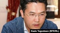 Саясаттанушы Расул Жұмалы. Алматы, 30 қыркүйек 2010 жыл.