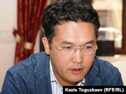 Расул Жұмалы, саясаттанушы. Алматы, 30 қыркүйек 2010 жыл.