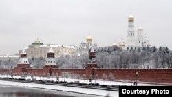 Кремљ.