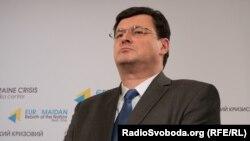 Ukraine -- Health Minister of Ukraine Alexander Kvitashvili / міністр охорони здоров'я України Олександра Квіташвілі