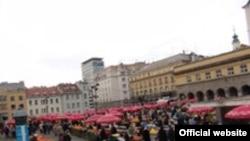 Zagreb, Gradska tržnica