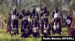 """Боевики группировки """"Исламское государство"""" в Сирии. Весна 2015 года"""
