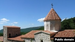 Монастырь Сурб Хач (Св. Крест) в Крыму