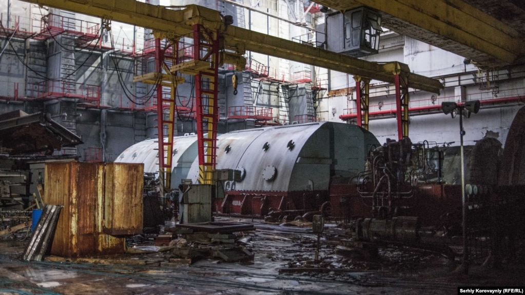 Exclusive: Inside Chernobyl's Radioactive Ruins
