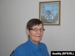 Фәнисә Гафурова