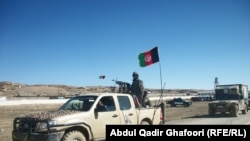 Afghan security forces are on high alert for the elections.