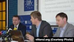 Ion Tăbîrță la o dezbatere IDIS Viitorul